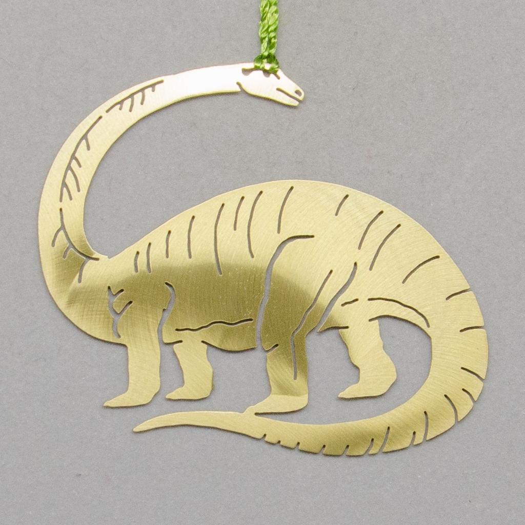 Dinosaurier Brontosaurus