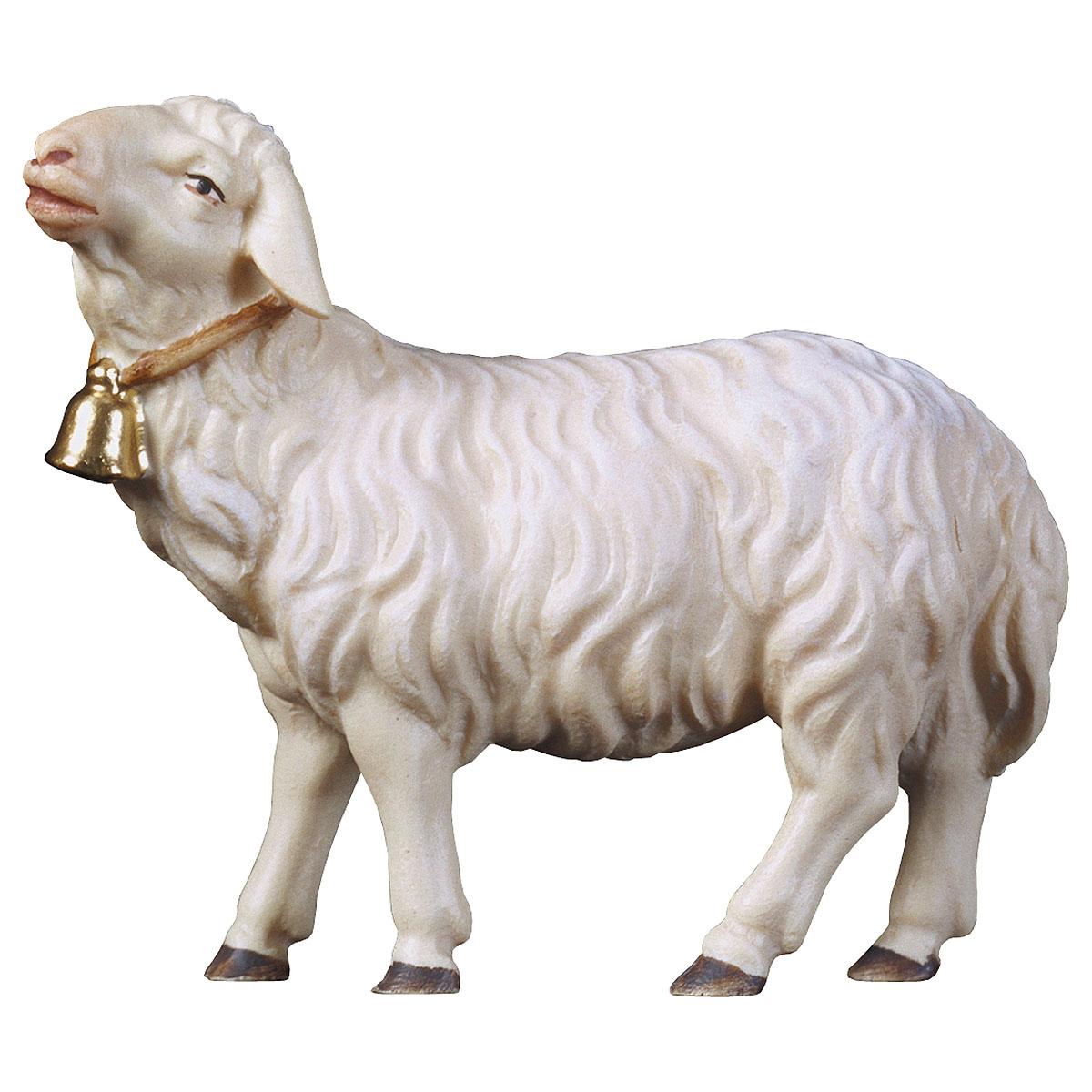 Schaf mit Glocke