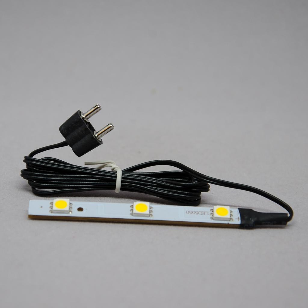 LED 3er Lichtleiste 3,5 Volt