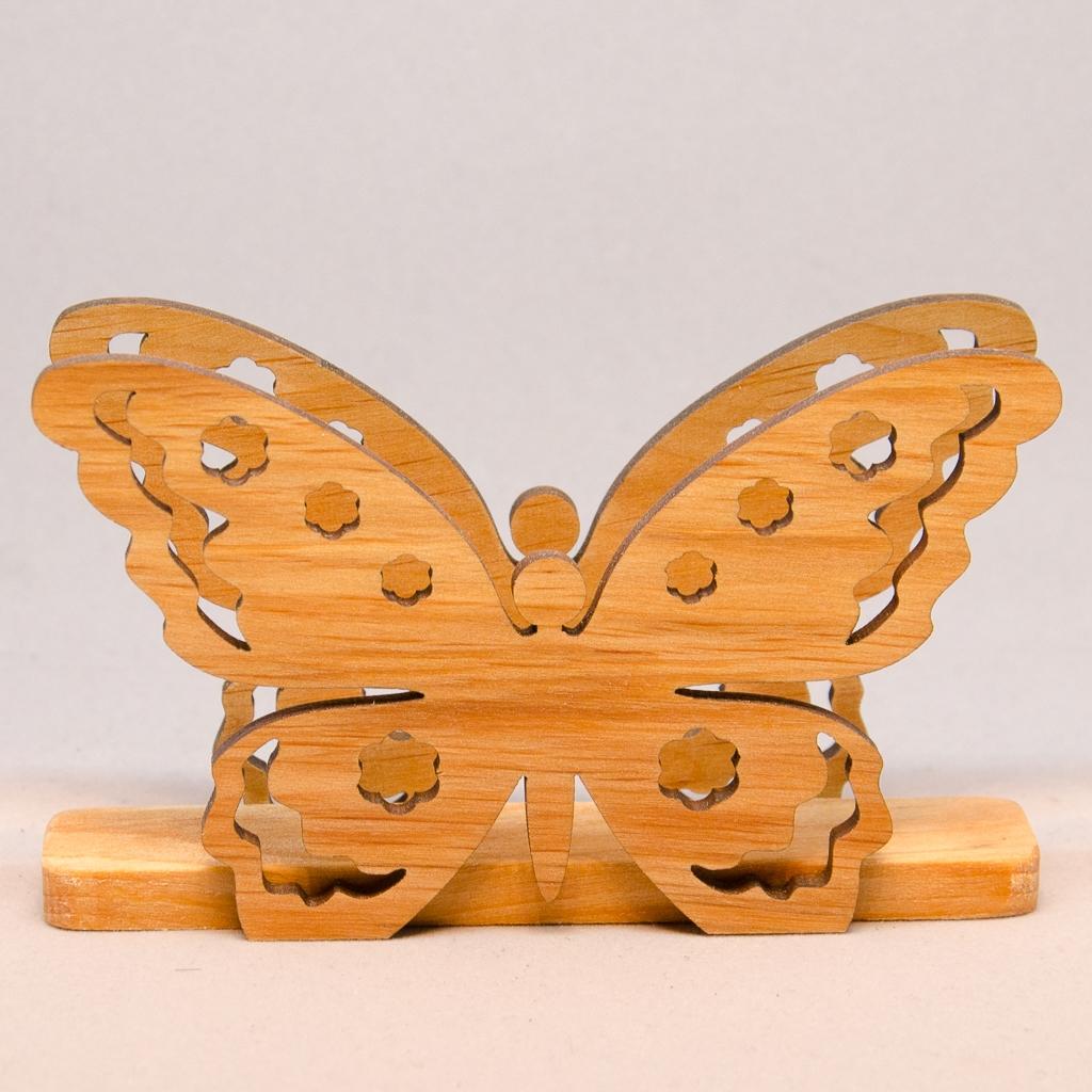 Serviettenhalter Schmetterling