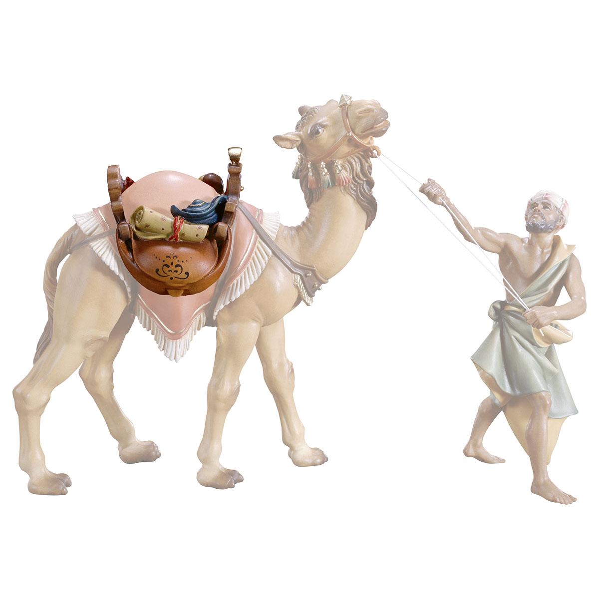 Sattel (passend zu Kamel stehend)