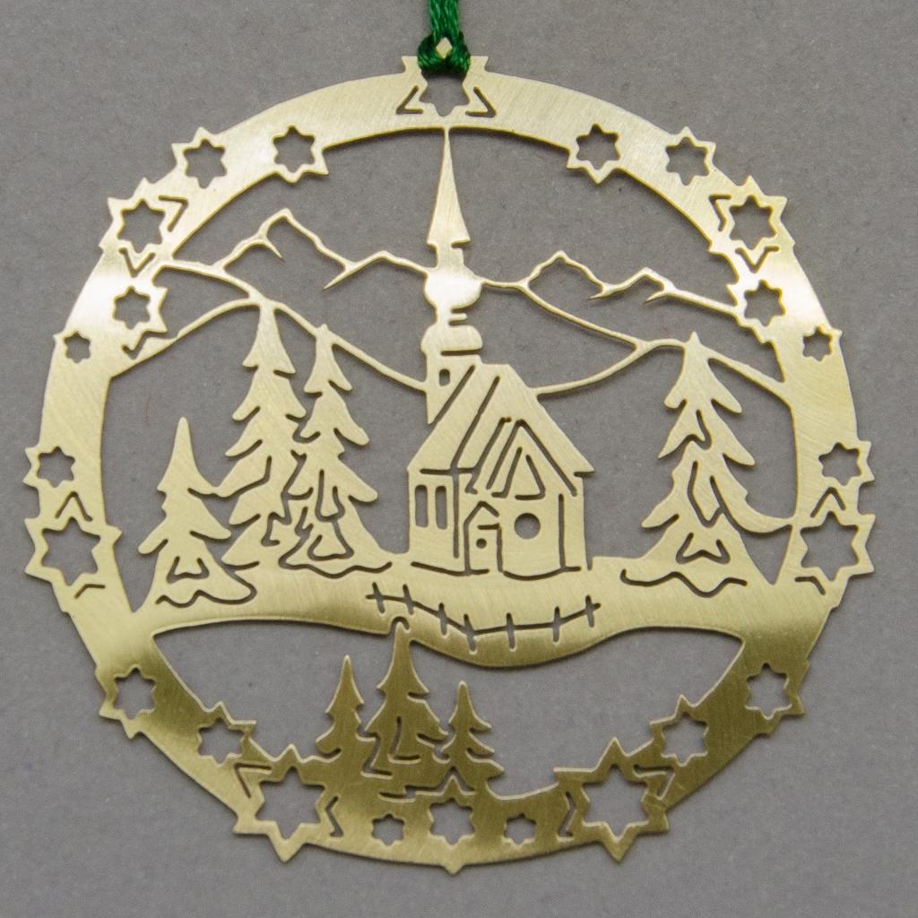 Sternenkreis mit Kapelle