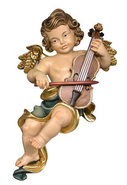 Wandengel mit Cello