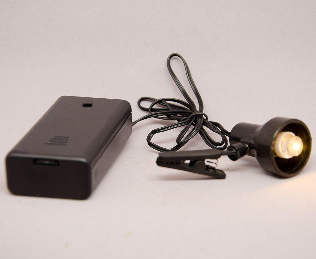 Strahler Kunststoff - LED Beleuchtung